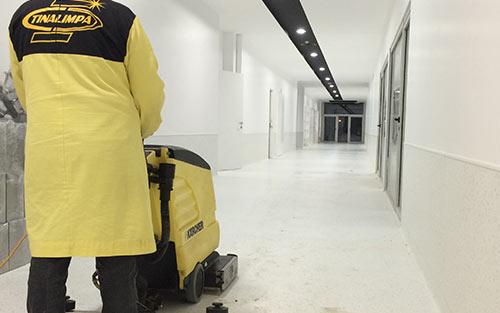 Empresa de Limpezas Coimbra, Limpezas Domésticas e Industriais Tinalimpa - Limpezas Industriais