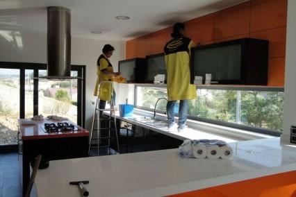 Tinalimpa - Serviços de Higiene e Limpeza - Profissionais de Limpeza em Coimbra - Limpezas Fim de Obras