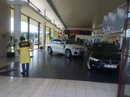 Tinalimpa - Serviços de Higiene e Limpeza - Profissionais de Limpeza em Coimbra - Limpezas Industriais